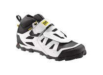 Mavic Alpine XL Chaussures vtt Homme blanc/noir